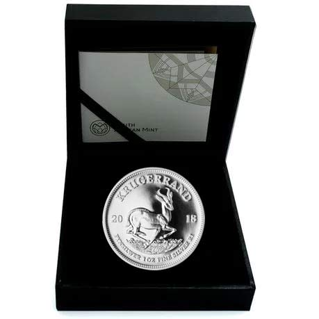 2018 Krugerrand Silver 1oz Proof