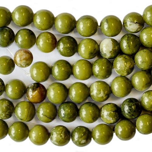 Chrysoprase Jades Stone Round Loose Beads 10mm