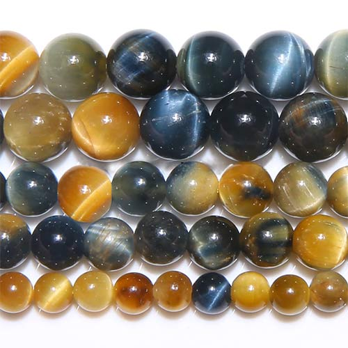 Dream Lace Tiger Eye Agates