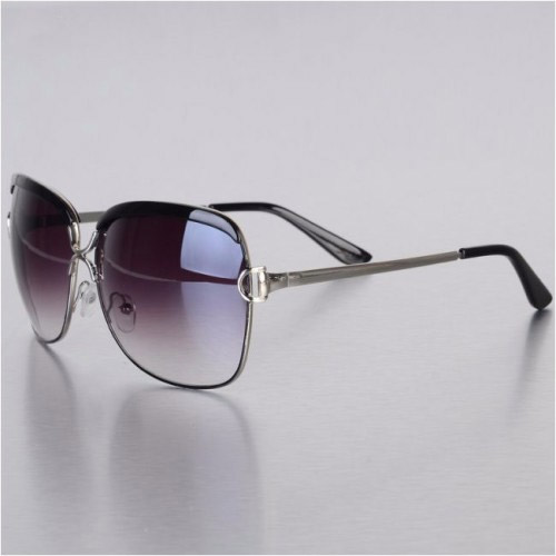 Royal Gradient Sunglasses Black