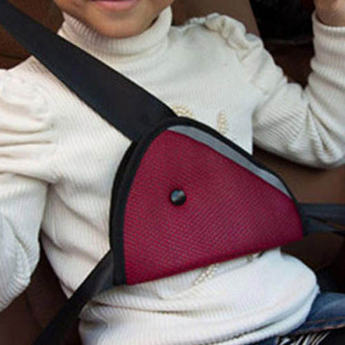 Car Seatbelt Cover Red