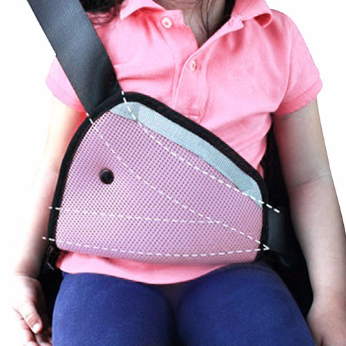 Car Seatbelt Cover Pink