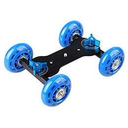 Flexible Rolling Track Dollie (600g)