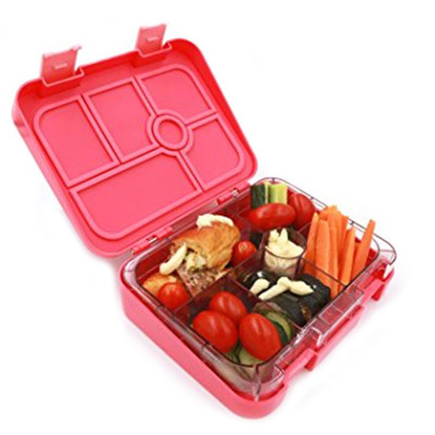 Bento Lunch Box Pink