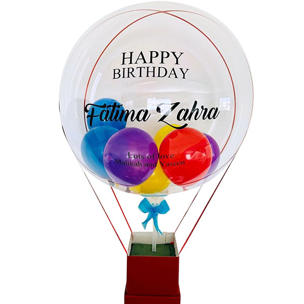 24 inch clear balloon