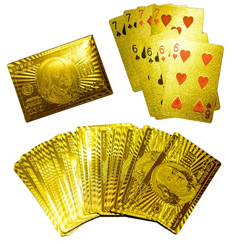 Gold Cards US